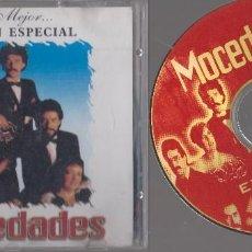 CDs de Música: LO MEJOR DE MOCEDADES CD EDICIÓN ESPECIAL CD-R MÉXICO. Lote 96870947