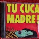 CDs de Música: TU CUCA MADRE+ ATACA DE NUEVO+ QK2+ ROCK MEXICANO +PROMOCIONAL CULEBRA. Lote 96871111