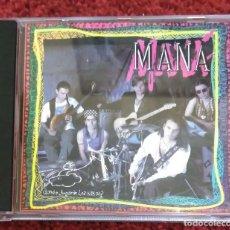 CDs de Música: MANA (DONDE JUGARAN LOS NIÑOS?) CD 1992. Lote 96926679