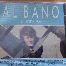 CDs de Música: AL BANO - EN ESPAÑOL - CD (1987). Lote 96934035