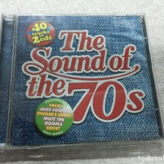 CDs de Música: THE SOUNDS OF THE 70'S CD. Lote 96951687