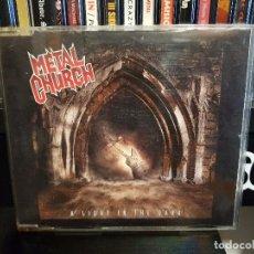 CDs de Musique: METAL CHURCH - A LIGHT IN THE DARK - PROMO. Lote 278500383