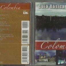CDs de Música: PAÍSES DE LATINOAMÉRICA. LA RIQUEZA MUSICAL DE UN CONTINENTE. COLOMBIA. CD.2004. Lote 96966471