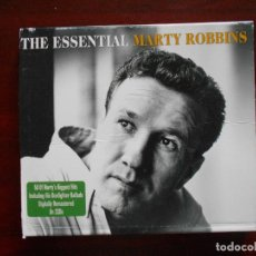 CDs de Música: CD MARTY ROBBINS - THE ESSENTIAL (3E). Lote 96995575