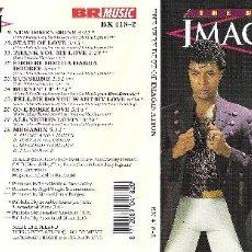 CDs de Música: IMAGINATION - THE VERY BEST OF IMAGINATION. Lote 97008775