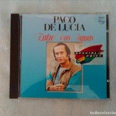 CDs de Música: CD PACO DE LUCÍA - ENTRE DOS AGUAS. Lote 97018667
