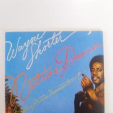 CDs de Música: WAYNE SHORTER NATIVE DANCER ( 1975 COLUMBIA 2010 ) REPLICA VINILO ORIGINAL MILTON NASCIMENTO. Lote 97088515