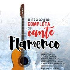 CDs de Música: 5 CDS ANTOLOGÍA COMPLETA DEL CANTE FLAMENCO. Lote 144824173