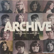 CDs de Musique: ARCHIVE. YOU ALL LOOK THE SAME TO ME. CD DIGIPCK. Lote 97138299