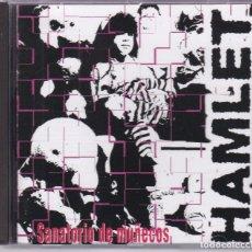 CDs de Música: HAMLET,SANATORIO DE MUÑECOS DEL 98. Lote 222225873