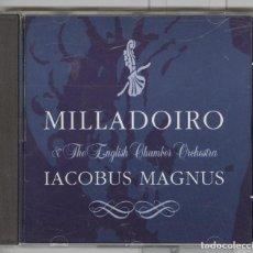 CDs de Música: MILLADOIRO. IACOBUS MAGNUS. DM 1994. CD. Lote 97265827