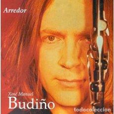 CDs de Música: XOSÉ MANUEL BUDIÑO - ARREDOR - CD. Lote 97281131