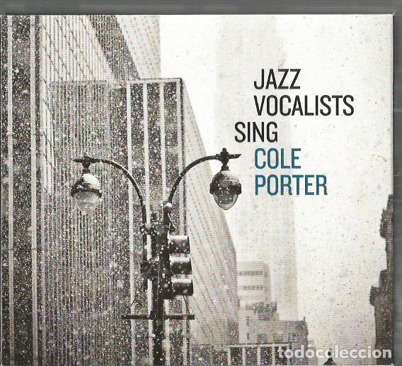 CD TRIPLE JAZZ VOCALISTS SINGS COLE PORTER ( FRANK SINATRA, LOUIS ARMSTRONG, BILLIE HOLIDAY, ETC (Música - CD's Jazz, Blues, Soul y Gospel)