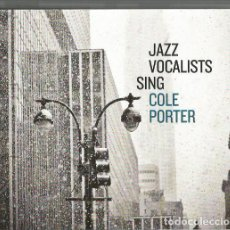 CDs de Música: CD TRIPLE JAZZ VOCALISTS SINGS COLE PORTER ( FRANK SINATRA, LOUIS ARMSTRONG, BILLIE HOLIDAY, ETC. Lote 97294275