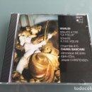 CDs de Música: VIVALDI - SONATAS (CD) ENSEMBLE 415 , CHIARA BANCHINI. Lote 135126859