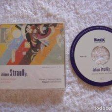 CDs de Música: CD - JOHANN STRAUB JR - DIR: CARL MICHALSKI. Lote 97323739