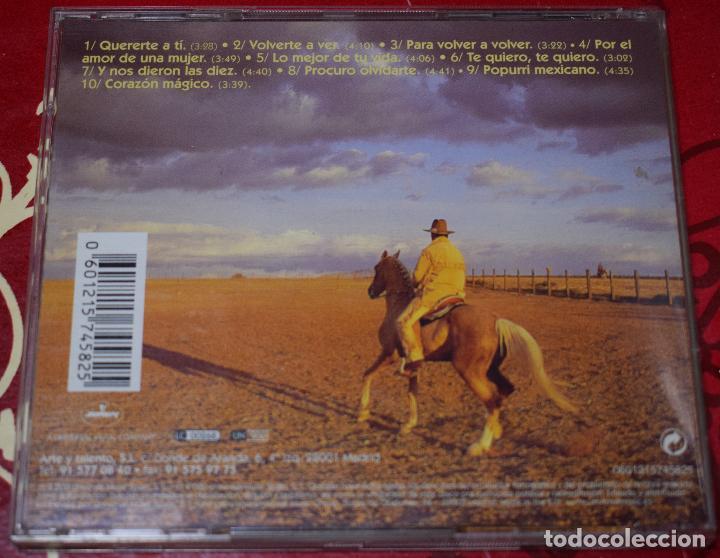 CDs de Música: MUSICA GOYO - CD ALBUM - BERTIN OSBORNE - SABOR A MEXICO - *AA98 - Foto 2 - 97339411
