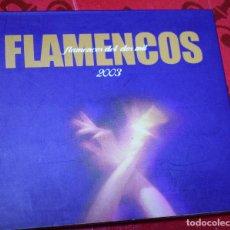 CDs de Música: MUSICA GOYO - CD ALBUM - FLAMENCOS 2003 - DOBLE - 30 CANCIONES - RARO - *AA98. Lote 97350335