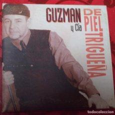 CDs de Música: MUSICA GOYO - CD SINGLE - CANOVAS RODRIGO ADOLFO Y GUZMAN - DE PIEL TRIGUEÑA - RARO - *CC99. Lote 97350895