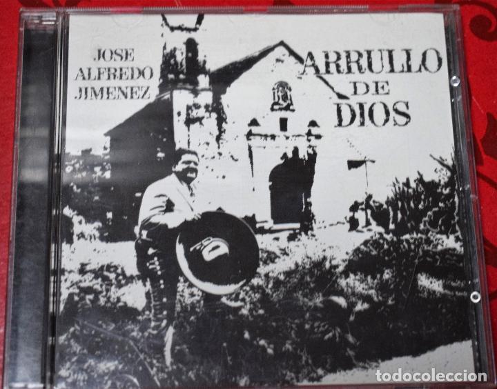 CDs de Música: MUSICA GOYO - CD ALBUM - JOSE ALFREDO JIMENEZ - ARRULLO DE DIOS - RARISIMO - *UU99 - Foto 4 - 97356603