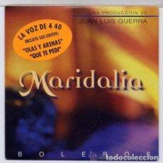 CDs de Música: MUSICA GOYO - CD ALBUM - MARIDALIA - BOLEROS - PROMO - RARO - *UU99. Lote 97358179