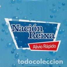 CDs de Música: NACIÓN REIXA - ALIVIO RÁPIDO - CD. Lote 97365315