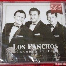 CDs de Música: MUSICA GOYO - CD ALBUM - PANCHOS, LOS... - 20 GRANDES EXITOS - PRECINTADO - RARISIMO - *UU99. Lote 97372159