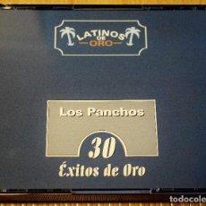 CDs de Música: MUSICA GOYO - CD ALBUM - PANCHOS, LOS... - 30 EXITOS DE ORO - - RARISIMO - *XX99. Lote 97372287