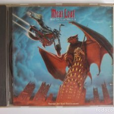 CDs de Música: MEAT LOAF - BAT OUT OF HELL II : BACK INTO HELL. Lote 97381427
