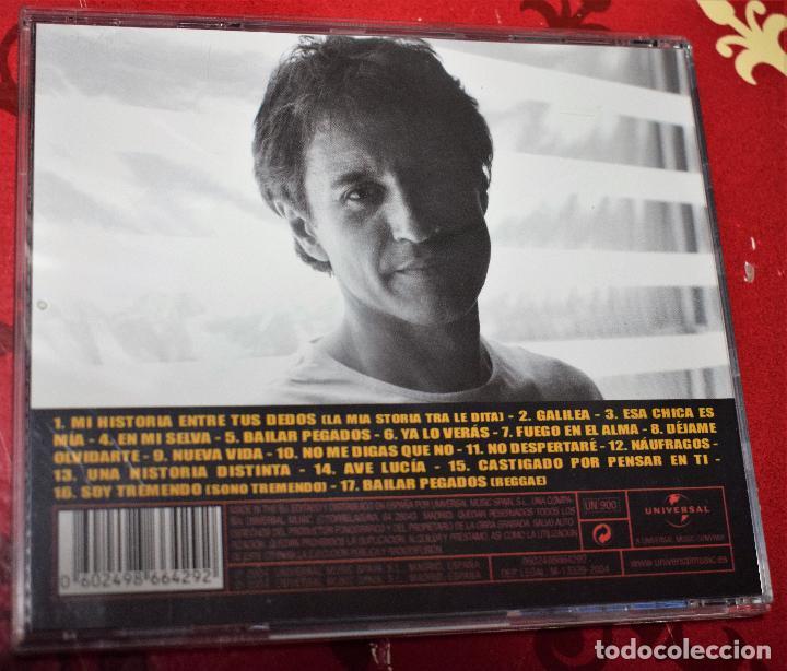 CDs de Música: MUSICA GOYO - CD ALBUM - SERGIO DALMA - LO MEJOR 1989 2004 - RARO - *AA98 - Foto 2 - 97382931