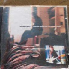 CDs de Música: ROSENDO CD. Lote 97384555
