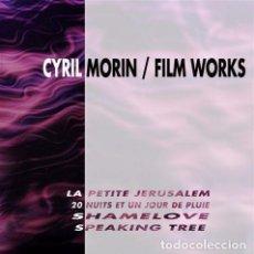 CDs de Música: 4 FILM WORKS / CYRIL MORIN CD BSO. Lote 25869159