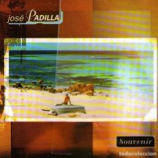 CDs de Música: JOSÉ PADILLA - SOUVENIR - CD ALBUM - 12 TRACKS - MERCURY RECORDS 1998. Lote 97428983