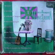CDs de Música: CHICO BUARQUE.DE MANGUEIRA 1998...ED BRASIL. Lote 97462531