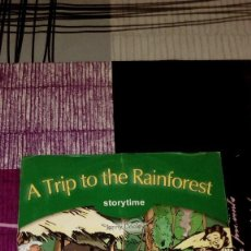 CDs de Música: BAL-3 CD A TRIP TO THE RAINFOREST STORYTIME . Lote 97485423