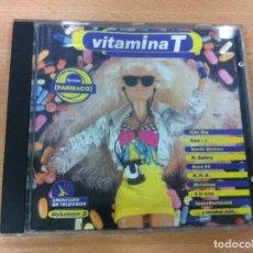 CDs de Música: CD VITAMINA T - VOL. 2. TECHNO, 1993. Lote 97501291