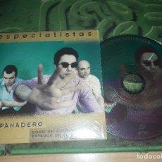 CDs de Música: ESPECIALISTAS-EL PANADERO-CD SINGLE-PICTURE. Lote 97512267