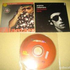 CDs de Música: ANDRES CALAMARO - LOTE DE 3 CDS . Lote 97529259