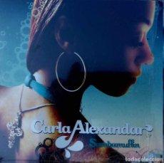 CDs de Música: CARLA ALEXANDAR. SAMBAMUFFIN. CD PROMOCIONAL PORTADA CARTON 13 TEMAS. Lote 97563215