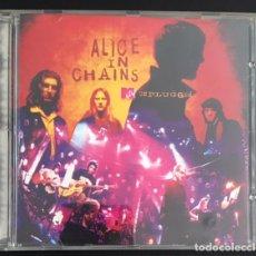CDs de Música: CD DE ALICE IN CHAINS UNPLUGGED MTV. Lote 97566667