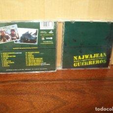 CDs de Música: GUERREROS - MUSICA DE NAJWAJEAN - CD BSO BANDA SONORA ORIGINAL . Lote 97577375