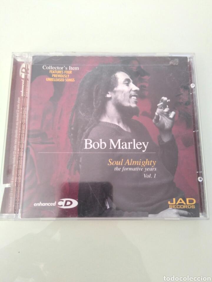BOB MARLEY - SOUL ALMIGHTY - VOL 1 - ENHANCED CD (Música - CD's Reggae)