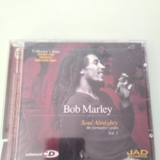 CDs de Música: BOB MARLEY - SOUL ALMIGHTY - VOL 1 - ENHANCED CD. Lote 97577734