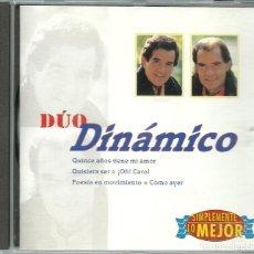 CDs de Música: CD - DUO DINAMICO - SIMPLEMENTE LO MEJOR - 14 TEMAS . Lote 97670263