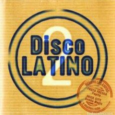 CDs de Musique: CD DISCO LATINO 2 (2 CD´S). Lote 97691243