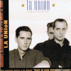 CDs de Música: CD LA UNION ¨VIVIR AL ESTE DEL EDEN¨. Lote 97691707
