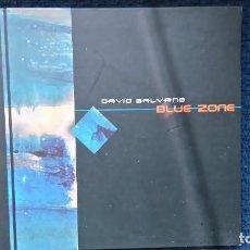 CDs de Música: DAVID SALVANS.BLUE ZONE.CD.VANGELIS.. Lote 97715891