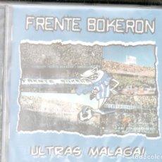 CDs de Música: FRENTE BOKERON. ULTRAS MÁLAGA. CD-VARIOS-1427,3. Lote 194935182