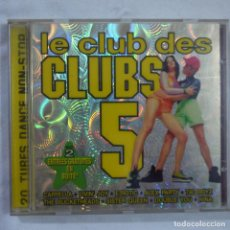 CDs de Música: LE CLUB DES CLUBS 5 - 20 TUBES DANCE NON-STOP - CD 1995 - MADE IN HOLLAND . Lote 97741251