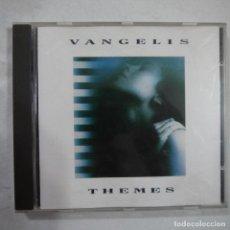 CD de Música: VANGELIS - THEMES - CD 1989 . Lote 97742179